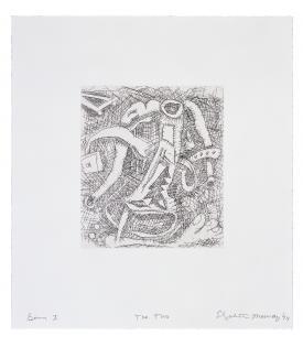 Elizabeth Murray, Toe Two, 1994