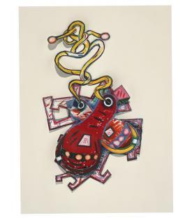 Elizabeth Murray, Knotting, 1999