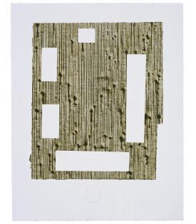 Ed Ruscha, A Columbian Necklace..., 2007