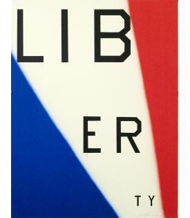 Ed Ruscha, Liberty, 2011