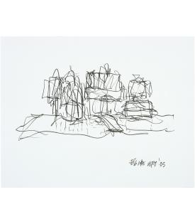 Frank Gehry, House 3, 2007