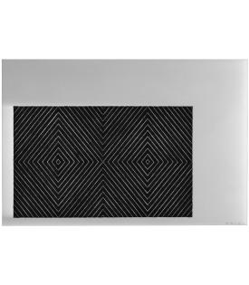 Frank Stella, Delphine and Hippolyte, 1967