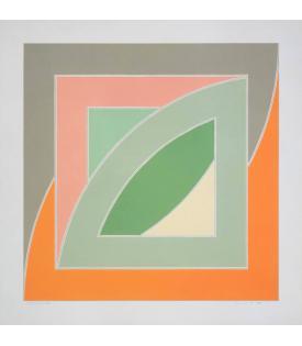 Frank Stella, River of Ponds IV, 1971