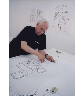 Frank Gehry (Photo © Sidney B. Felsen)