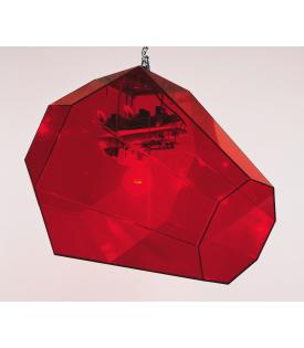 Jonathan Borofsky, I Dreamed I Found a Red Ruby, 1986