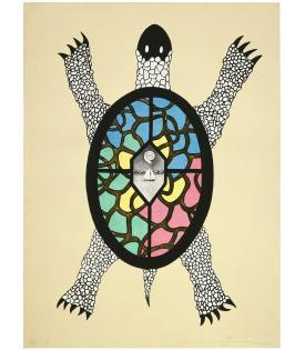Jonathan Borofsky, Turtle, 1991