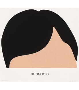 John Baldessari, Rhomboid, 2016