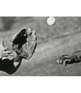 John Baldessari, Hands & Feet: Hands, Baseball & Glove, 2017
