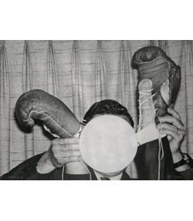 John Baldessari, Hands & Feet: Hands, Gloves & Person, 2017