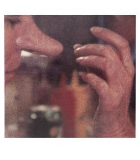 John Baldessari, Hands & Feet: Hands & Nose, 2017