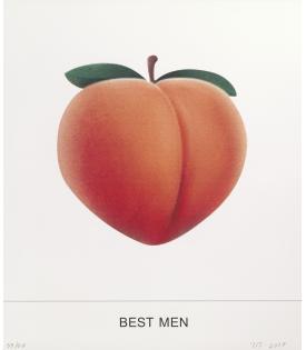 John Baldessari, Best Men, 2018