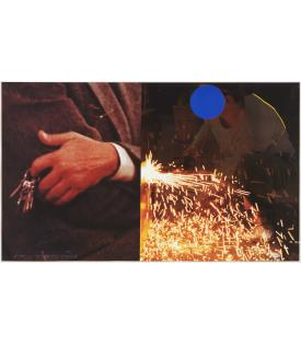 John Baldessari, Keys (with Intrusion), 1994
