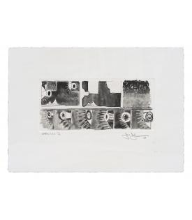 Jasper Johns, Untitled, 2008