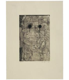 Jasper Johns, Untitled, 1998