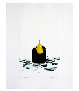 James Rosenquist, Appearance, 1982