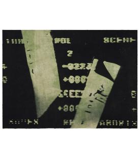 Keith Sonnier, Control Scene, 1975
