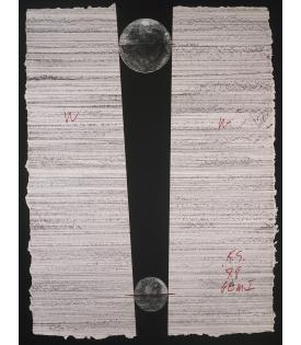 Keith Sonnier, Wax-Wan, 1978
