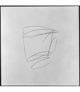 Michael Heizer, Lashonda Series, State Edition Six, 1975