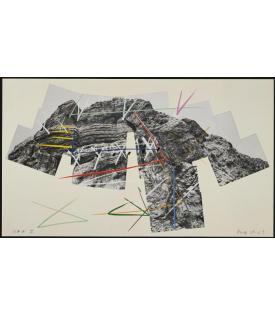 Michael Heizer, Swiss Survey #2, 1985