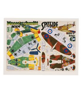 Malcolm Morley, Battle Of Britain, 2002