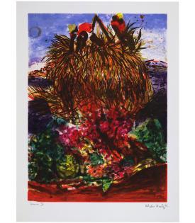 Malcolm Morley, Erotic Fruitos, 1993