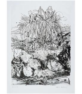 Malcolm Morley, Erotic Fruitos State B, 2002