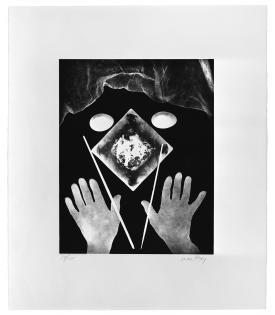 Man Ray, Untitled, 1966