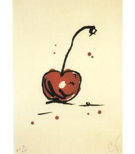 Claes Oldenburg, Cherry, 1991