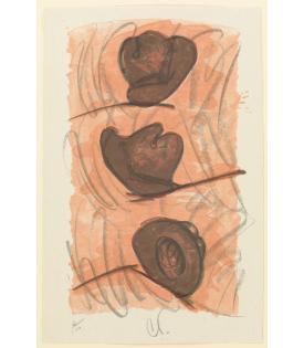 Claes Oldenburg, Three Hats, 1974