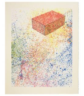 Ronald Davis, Block, 1983