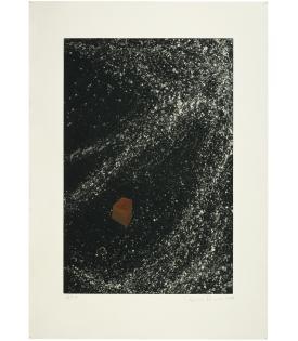 Ronald Davis, Copper Block, 1983