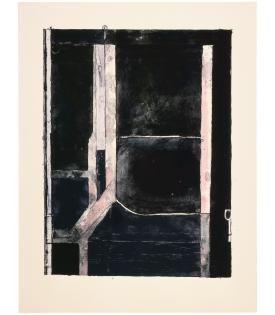 Richard Diebenkorn, Greyland, 1985