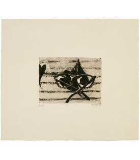 Richard Diebenkorn, Untitled (Gantt Print), 1991