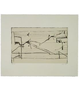 Richard Diebenkorn, Untitled #9, 1993