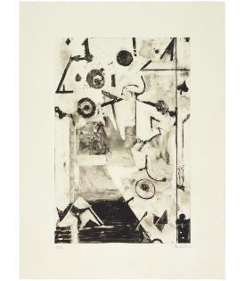 Richard Diebenkorn, Untitled #7, 1993