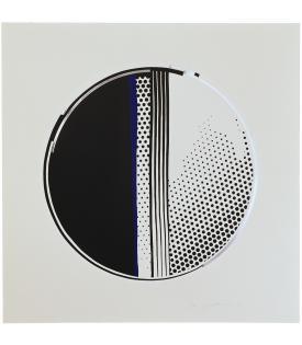 Roy Lichtenstein, Mirror #1, 1972