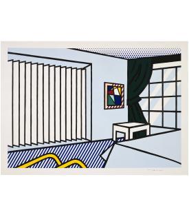 Roy Lichtenstein, Bedroom, 1991