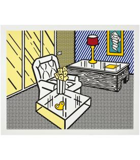 Roy Lichtenstein, The Den, 1991