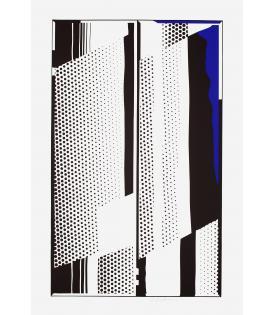 Roy Lichtenstein, Twin Mirrors, 1970
