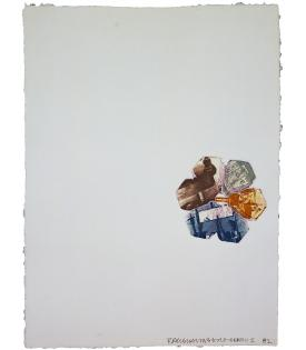 Robert Rauschenberg, L.A. Flakes - 400' and Falling, 1982