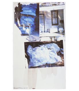 Robert Rauschenberg, Daydream (Speculations), 1997