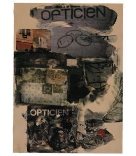 Robert Rauschenberg, Site (Marrakitch), 2000