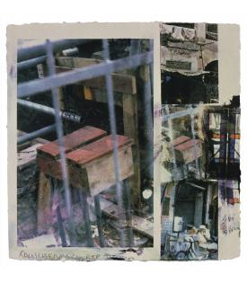 Robert Rauschenberg, Local Focus (Marrakitch), 2000