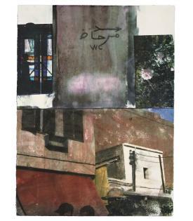 Robert Rauschenberg, Appointment (Marrakitch), 2000
