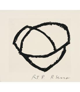Richard Serra, Venice Notebook #3