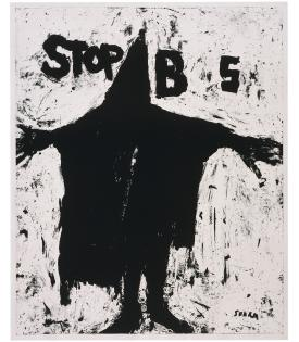 Richard Serra, Stop BS, 2004