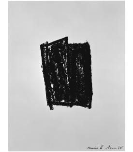 Richard Serra, Sketch 7, 1981