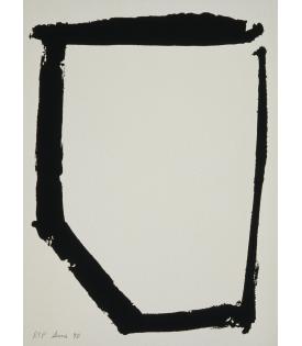 Richard Serra, Film Forum, 1990
