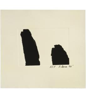 Richard Serra, Fuck Helms, 1990