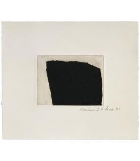 Richard Serra, Videy Afangar #3, 1991